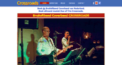 Preview of crossroadsonline.nl